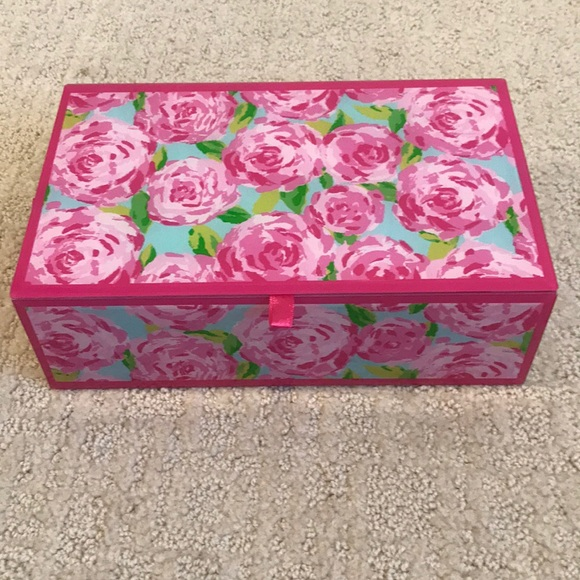Lilly Pulitzer Other - Lily Jewelry Box
